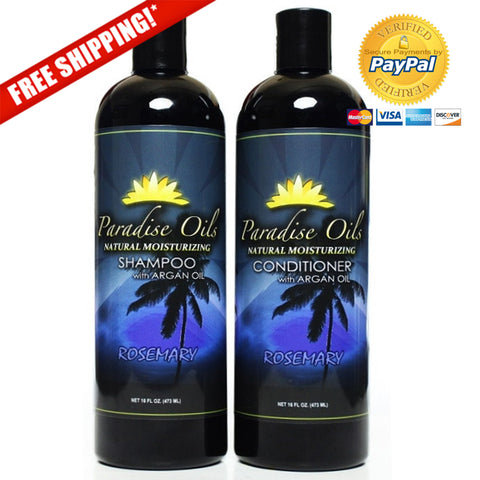 Paradise Oils Shower Pack - Rosemary