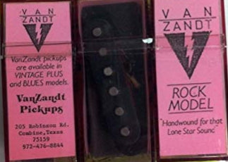 VanZandt Pickups: Rock (Set of 3)