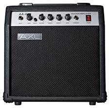 AXL AA-G15, Acoustic Guitar Amplifier
