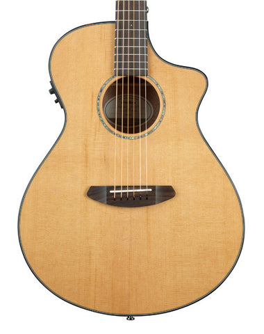 Breedlove: Pursuit Concert CE, Solid Red Cedar Top