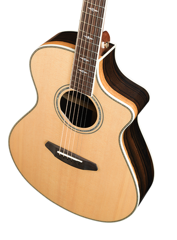 Breedlove: Stage Exotic Concert CE - Sitka Spruced Top, with Ziricote Sides & Back