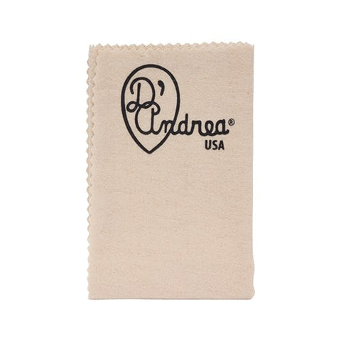 D'Andrea Guitar Care - Polish Cloth