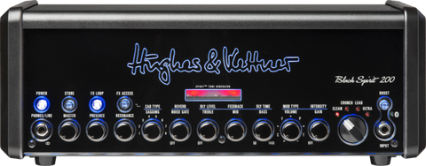 Hughes & Kettner Black Spirit 200H (With Bag)