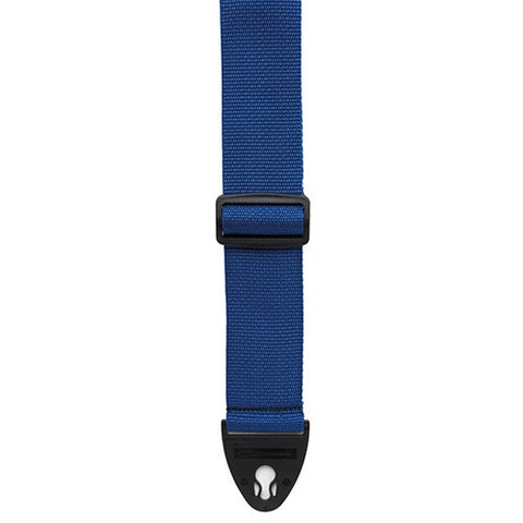 D'Andrea Guitar Strap - Model: Polyweb 1355 BLUE