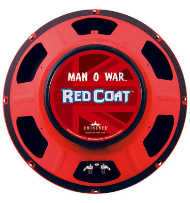 Eminence: Red Coat Man-O-War