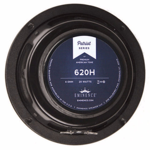Eminence: Patriot 620H-8 (Hemp Cone)