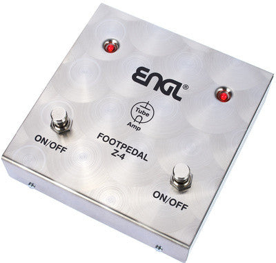 Engl: Z4 Foot Controller