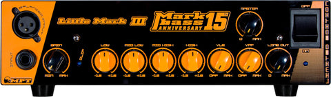 Markbass: Little Mark III 15th Anniversary