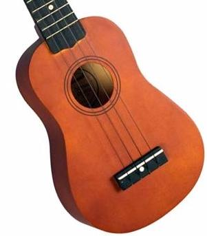 Savannah Ukuleles, Suprano White Wood Top (LAST CLEARANCE!)