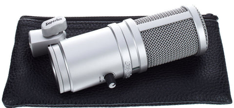 superlux: E205U USB Mic, with DS01 Stand
