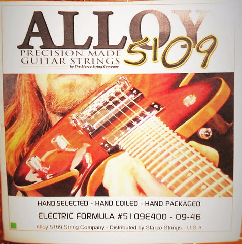 Sfarzo Alloy 5109 Guitar Strings