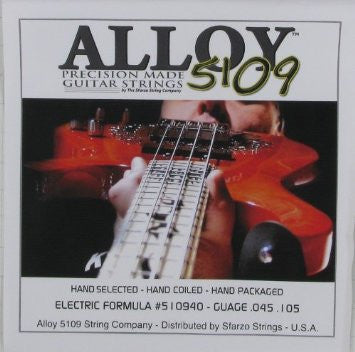 Sfarzp Alloy 5109 Bass Strings