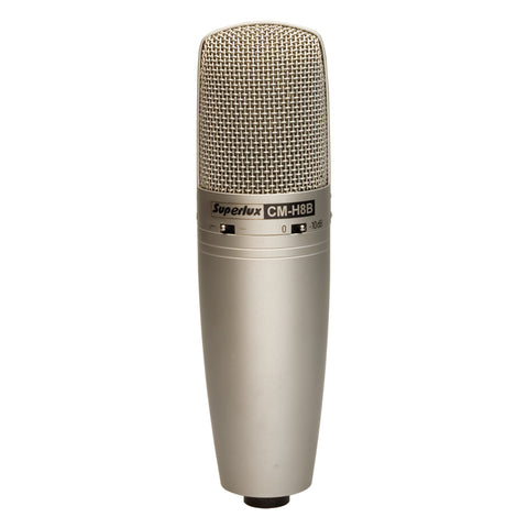 Superlux: CMH8C Large Diaphragm Condenser Mic