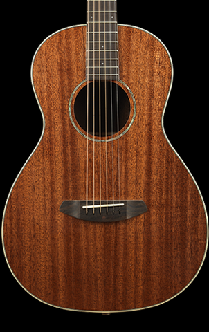 Breedlove: Pursuit Parlor E in Mahogany Top, Sides & Back