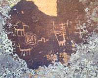 Native American Petroglyph Symbols and their Meanings