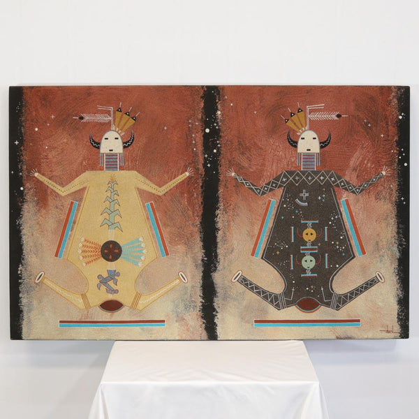Father Sky and Mother Earth, a Navajo Creation Story
