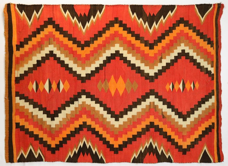 Navajo Rugs - A Story Woven through Time