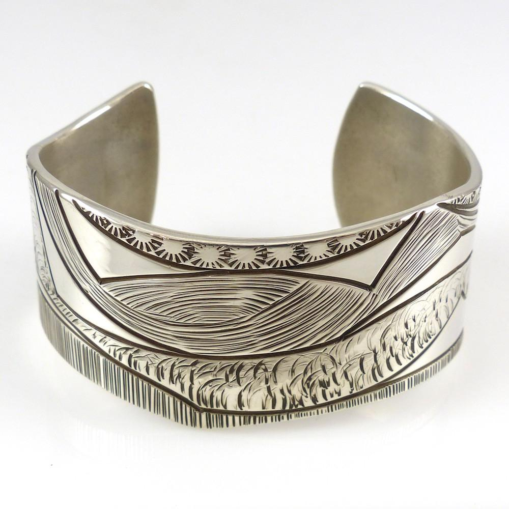 Cutting Water Cuff - Jewelry - Jared Chavez - 1