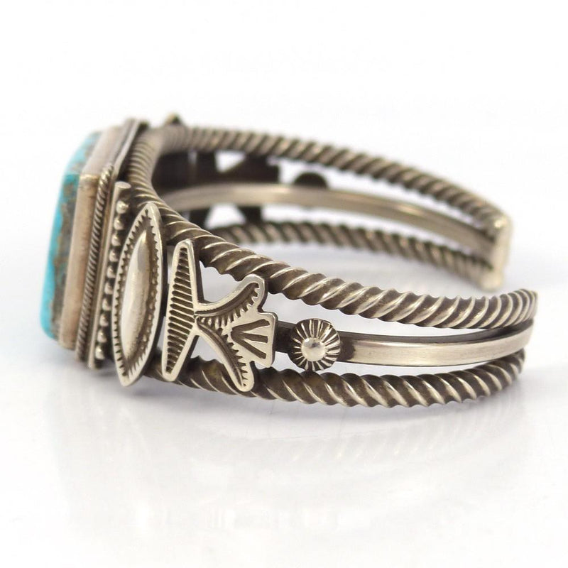 Turquoise Mountain Cuff - Jewelry - Ivan Howard - 5