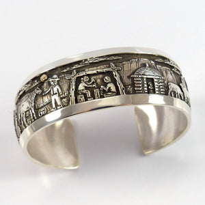 Storyteller Cuff - Jewelry - Cody Hunter - 1