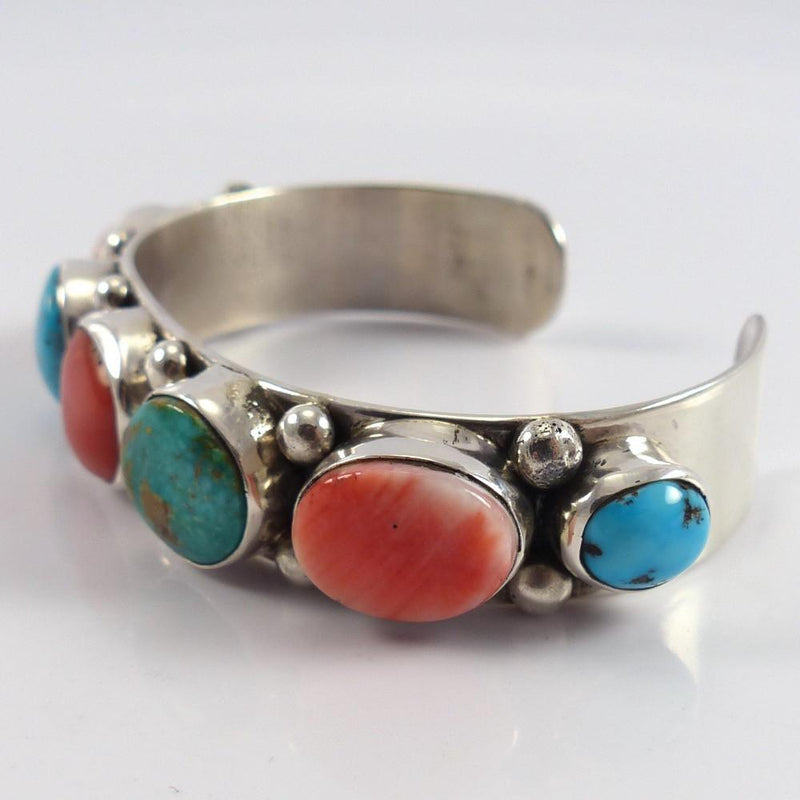 Multi-Stone Cuff - Jewelry - Clarissa and Vernon Hale - 4