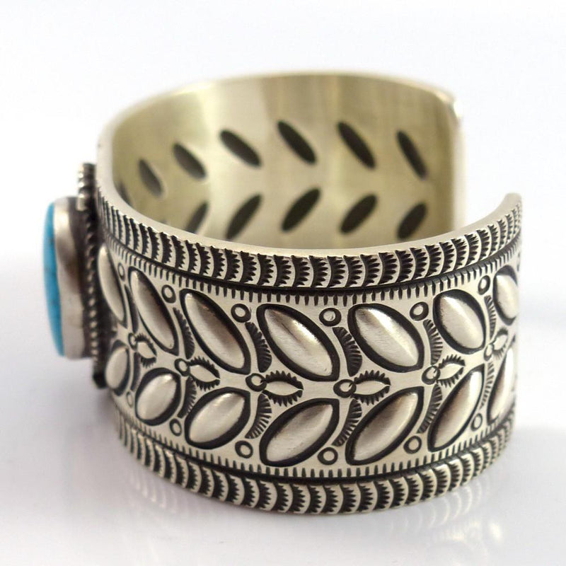 Turquoise Mountain Cuff - Jewelry - Herman Smith - 6