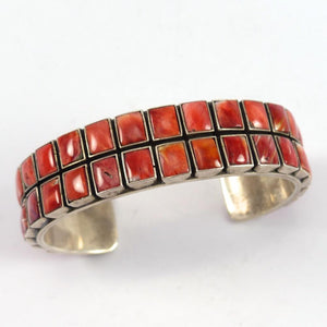 Spiny Oyster Row Cuff - Jewelry - Federico - 1