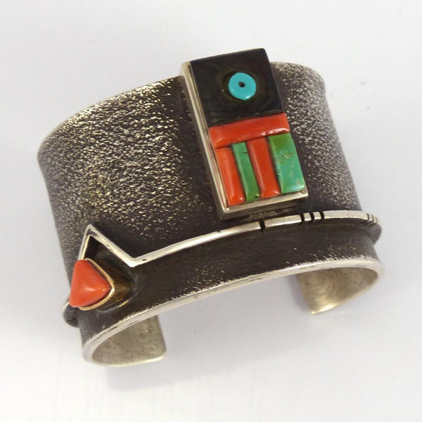 Multi-Stone Cuff - Jewelry - Edison Cummings - 1
