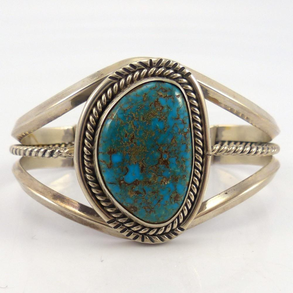Red Mountain Turquoise Cuff - Jewelry - Vintage Collection - 1