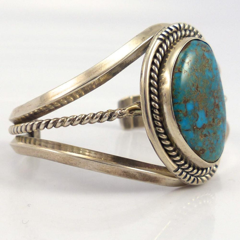 Red Mountain Turquoise Cuff - Jewelry - Vintage Collection - 3