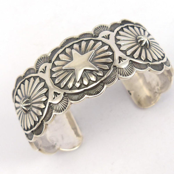 Star Cuff, Sunshine Reeves, Jewelry, Garland's Indian Jewelry