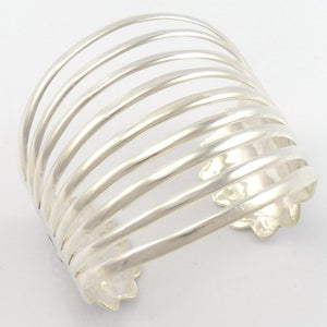 Split Band Cuff, Debbie Silversmith, Jewelry, Garland's Indian Jewelry