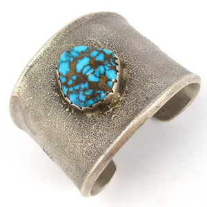 Candelaria Turquoise Cuff, Vintage Collection, Jewelry, Garland's Indian Jewelry
