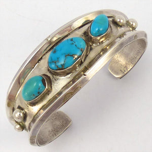 Turquoise Cuff, Vintage Collection, Jewelry, Garland's Indian Jewelry