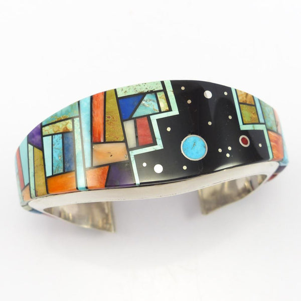 Stained Glass / Night Sky Cuff