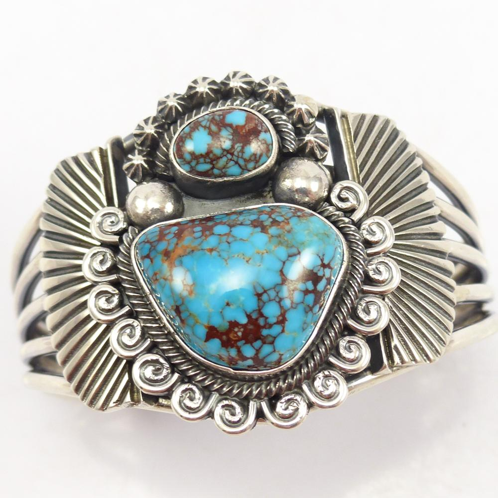Egyptian Turquoise Cuff
