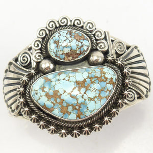 Gold Hills Turquoise Cuff