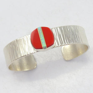 Rosarita and Opal Cuff