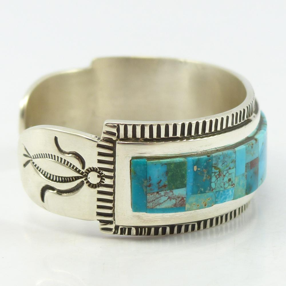 Bisbee Turquoise Cuff