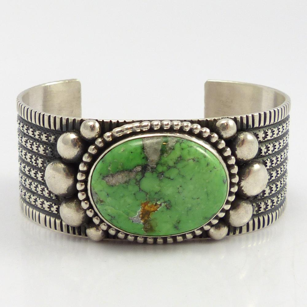Orvil Jack Turquoise Cuff