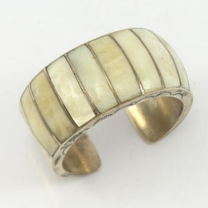 Vintage Mother of Pearl Cuff
