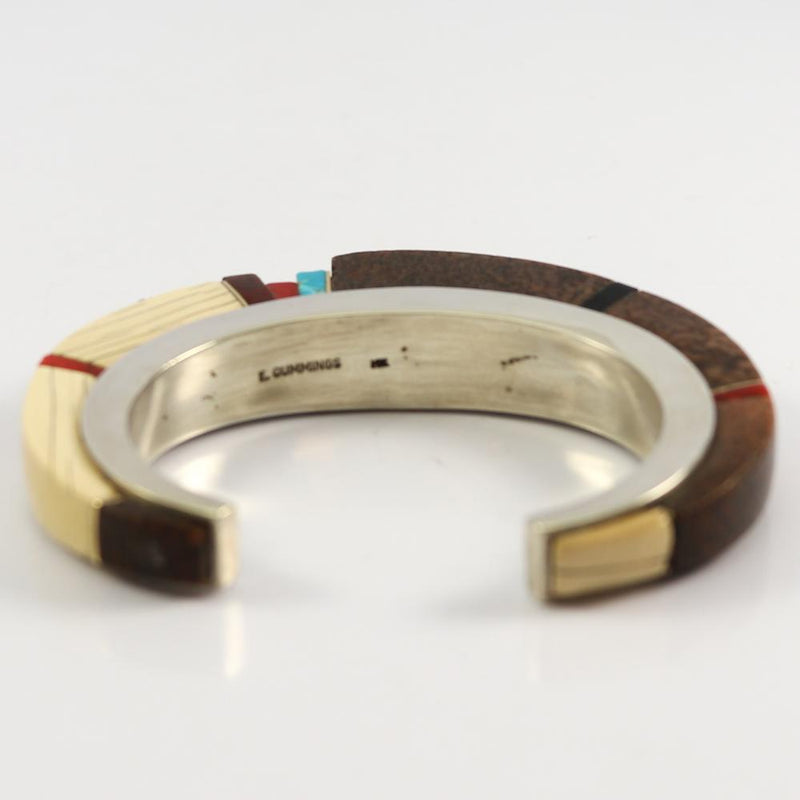 High Rise Cobbled Inlay Bracelet