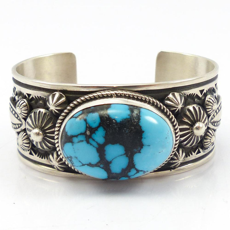 Chinese Turquoise Cuff