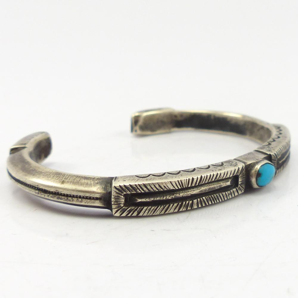 Apache Blue Turquoise Cuff