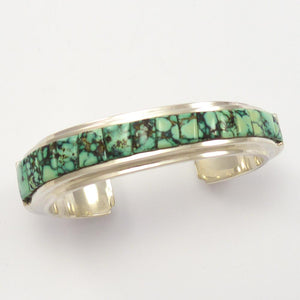 Royal Peacock Turquoise Cuff