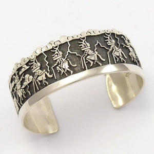 Deer Dancer Cuff
