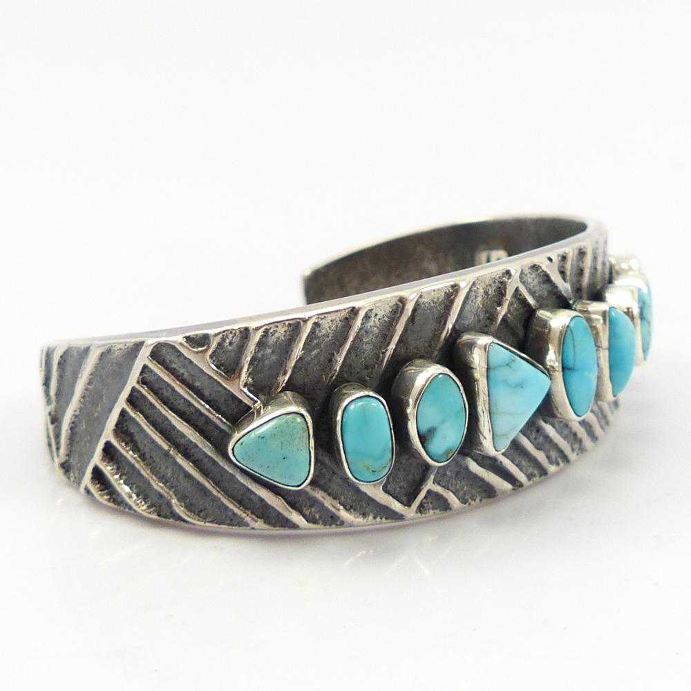 Lone Mountain Turquoise Cuff