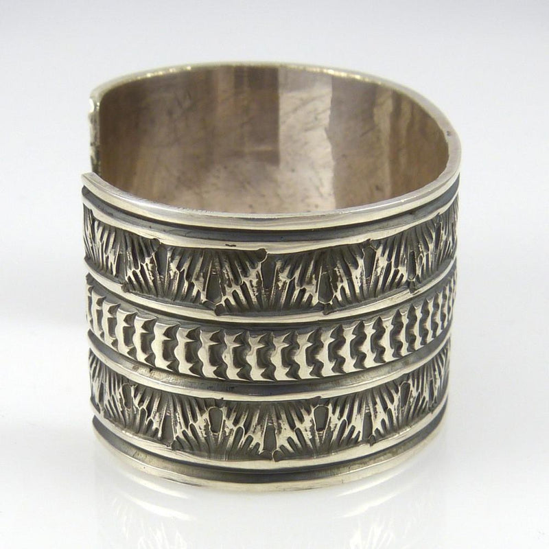 Stamped Cuff - Jewelry - Sunshine Reeves - 3