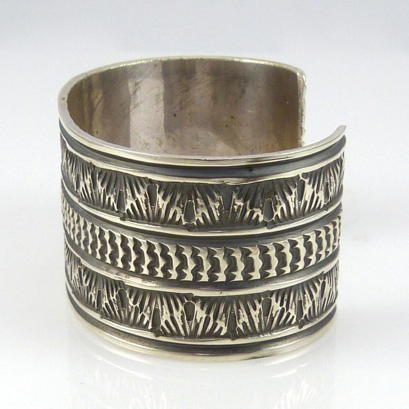 Stamped Cuff - Jewelry - Sunshine Reeves - 4