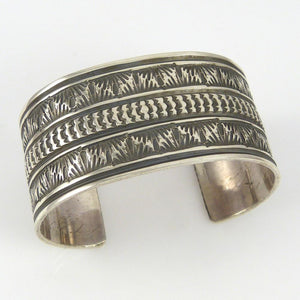 Stamped Cuff - Jewelry - Sunshine Reeves - 1